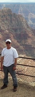 Max_on_North_Rim